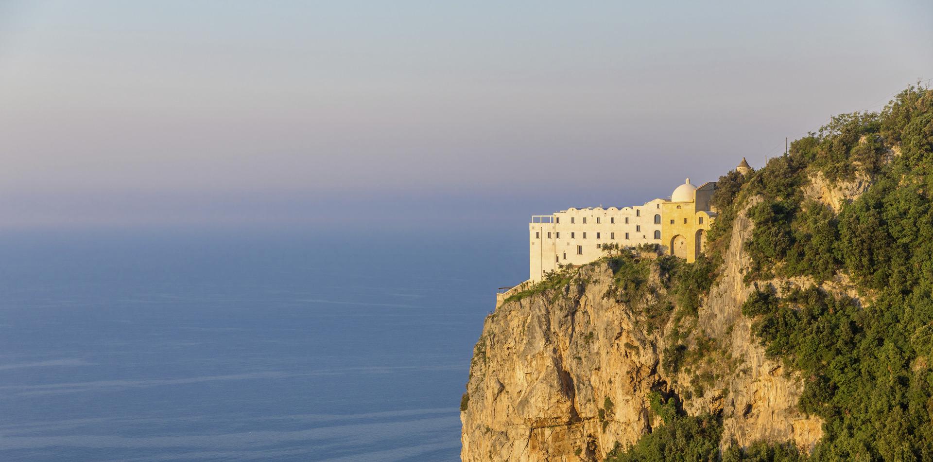 Luxusreisen Italien - Monastero Santa Rosa Hotel & Spa