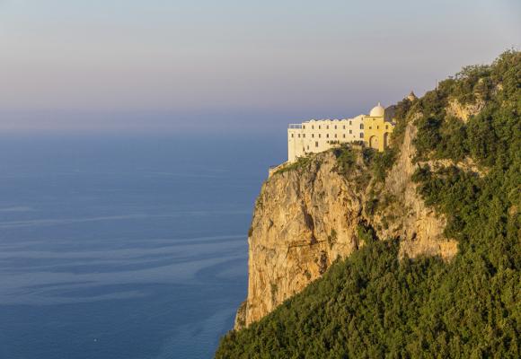 Luxusreisen nach Italien - Monastero Santa Rosa Hotel & Spa