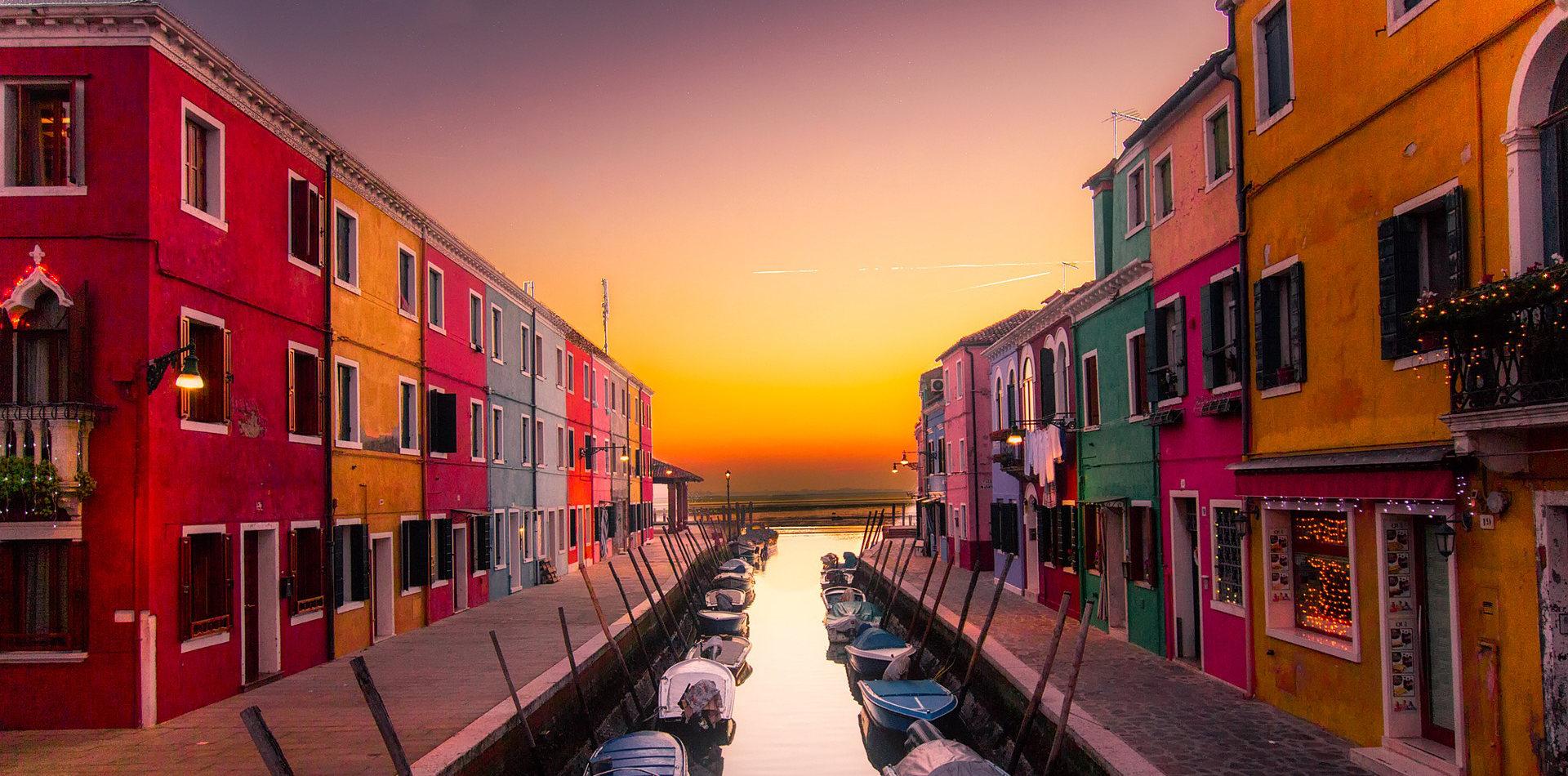 Luxusreise nach Italien