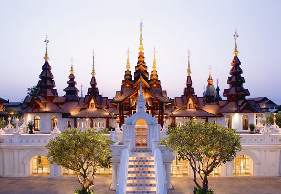 The Dhara Dhevi Chiang Mai, Luxushotel Chiang Mai, Luxusreise Thailand