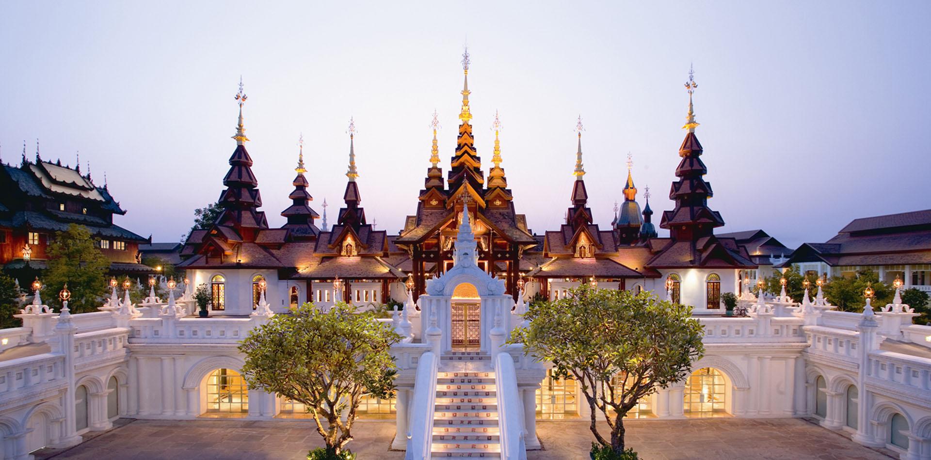 The Dhara Dhevi Chiang Mai, Luxushotel Chiang Mai, Luxusreise Thailand