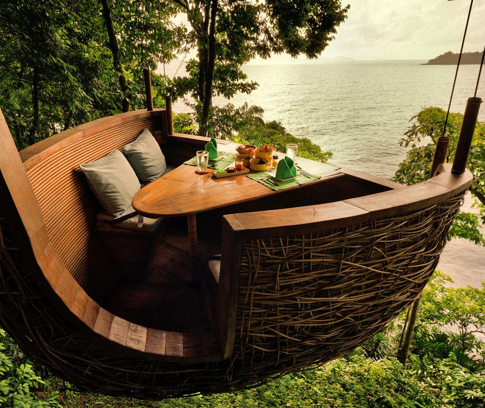 Luxushotel Soneva Kiri Koh Kood Thailand, Luxushotel Thailand, Ökologisches Hotel Thailand