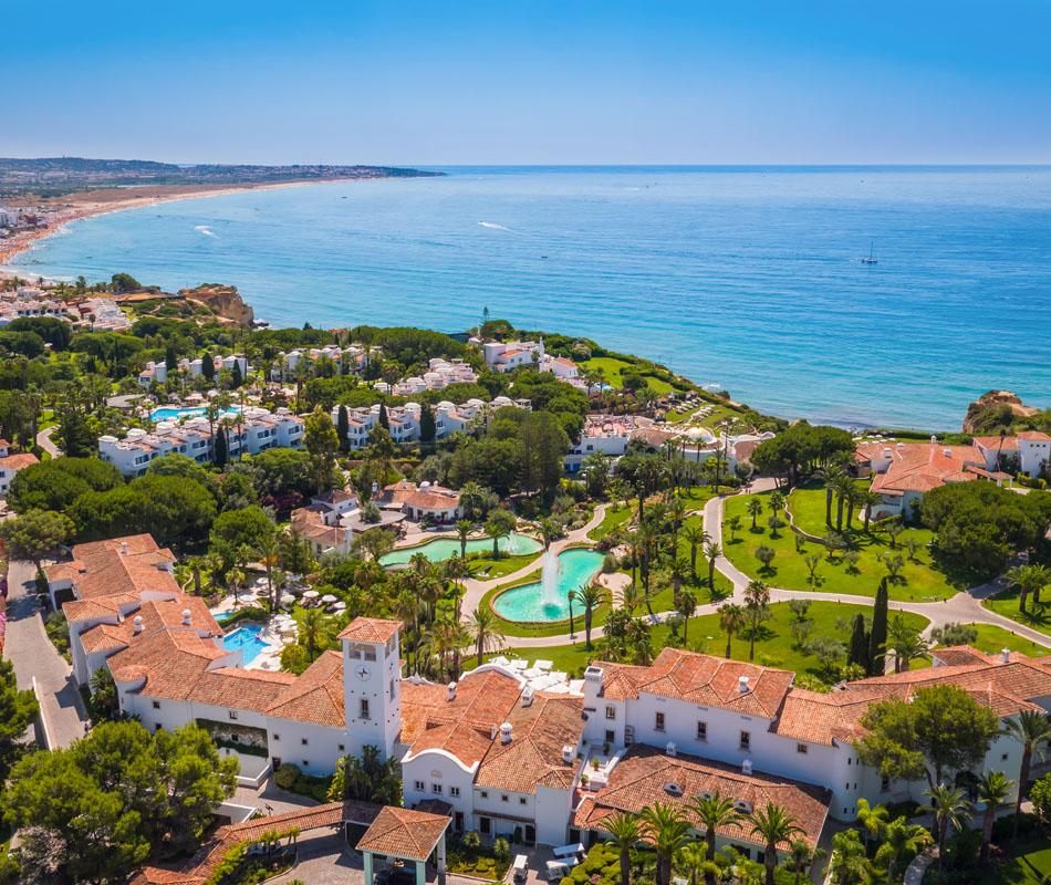 Luxusurlaub Portugal Vila Vita Parc