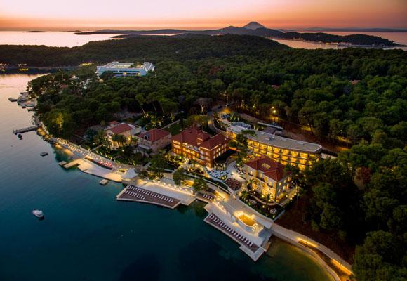 Boutique Hotel Alhambra & Villa Augusta - Luxushotel in Kroatien