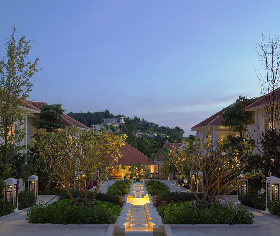 Amatara Wellness Resort Phuket, Luxushotel Phuket, Luxusreise Thailand, Wellnesshotel Thailand