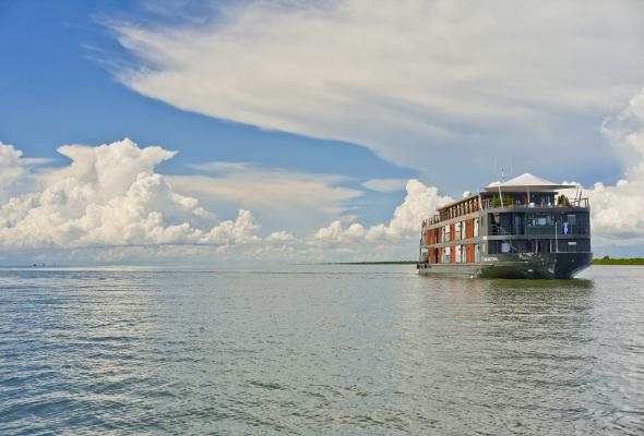 Flusskreuzfahrt Vietnam und Kambodscha, Flusskreuzfahrt Mekong, Flusskreuzfahrt Aqua Mekong, Aqua Expedition