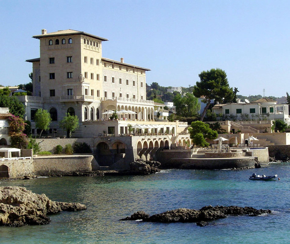 Luxushotel auf Mallorca Hospes Marciel