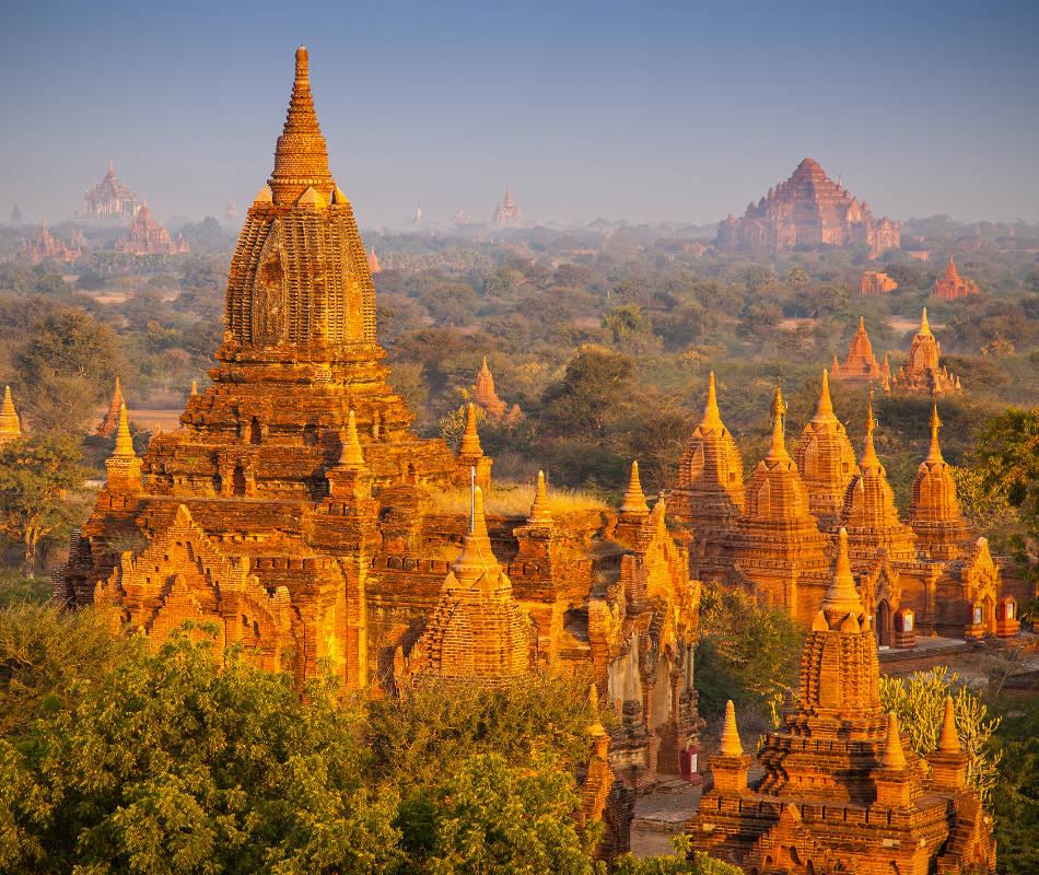 Individualreise Myanmar und Laos, Flusskreuzfahrt Irrawaddy, Luxusreise Myanmar