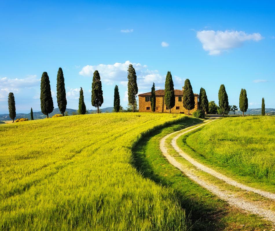Ferrari Rundreise Italien, Red Travel Italien, Ferrari Ausfahrt durch Italien, Luxusreise Italien