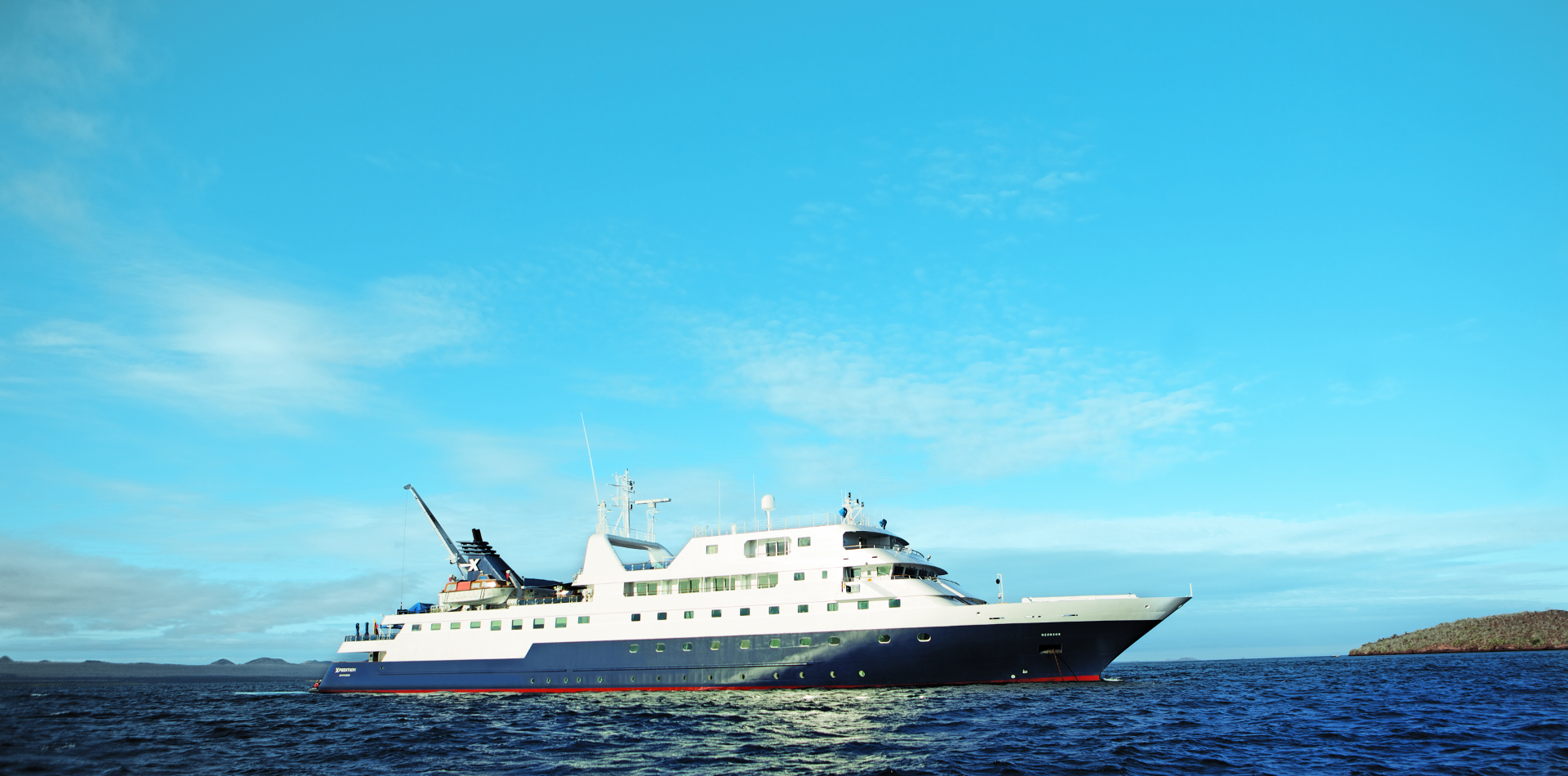 Expeditionskreuzfahrt Celebrity Xpedition, Kreuzfahrt Galapagos Inseln, Kreuzfahrt Celebrity Cruises