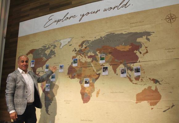Ergül Altinova Reisespezialist und Inhaber von Tom's PREMIUM SELECTION