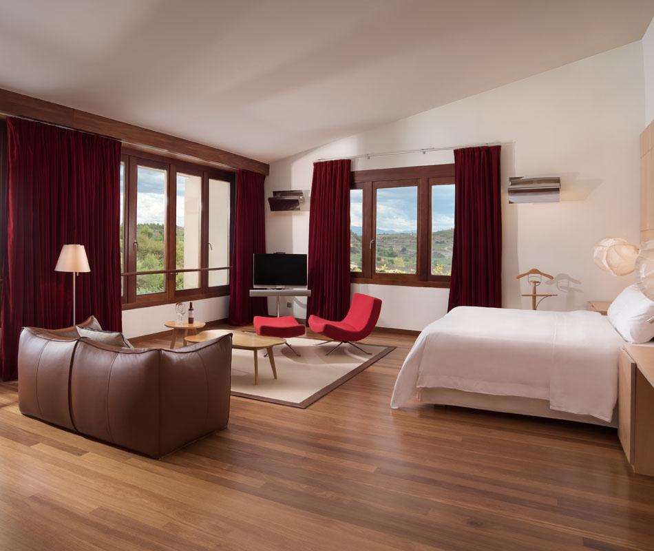 Luxusurlaub Spanien - Hotel Marqués de Riscal