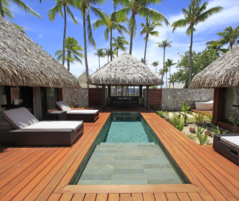 Hotel Kia Ora Resort & Spa Rangiroa, Luxushotel Französisch Polynesien, Luxusreise Französisch-Polynesien