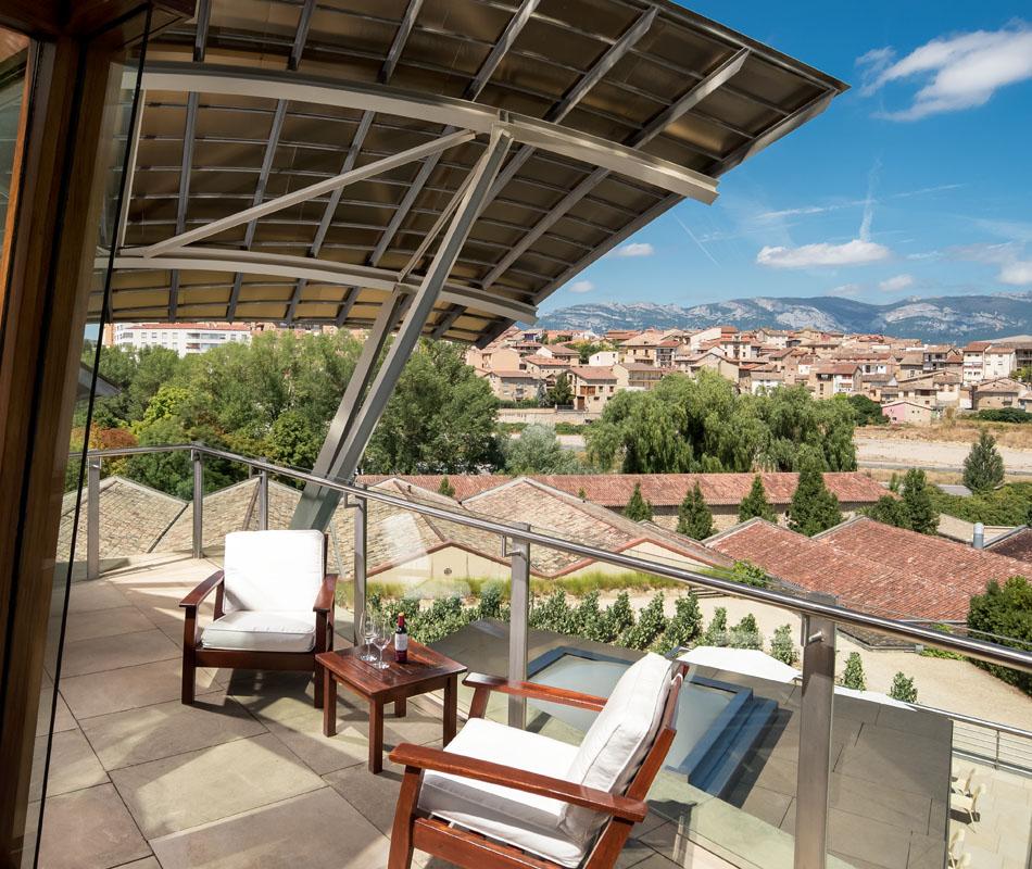 Luxusreise Spanien Hotel Marqués de Riscal