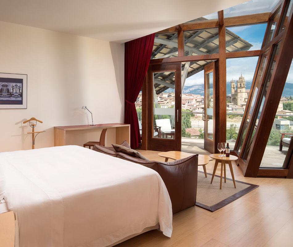 Luxushotel in Spanien Hotel Marqués de Riscal