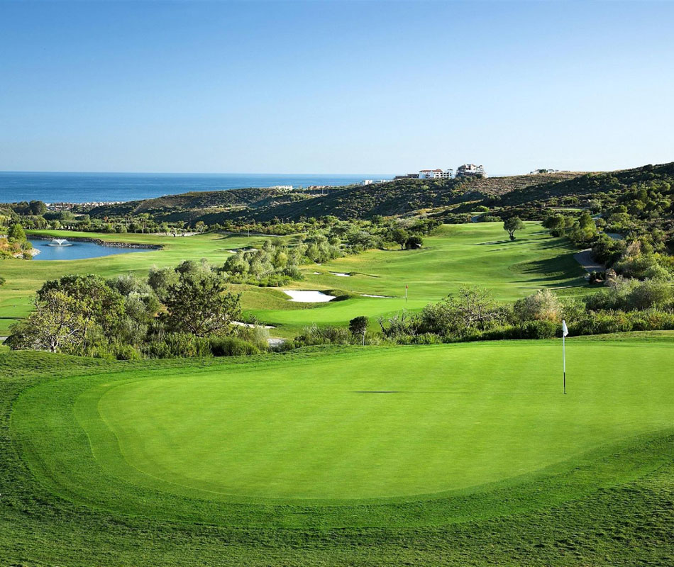 Golfurlaub in Spanien Finca Cortesin Hotel Golf & Spa