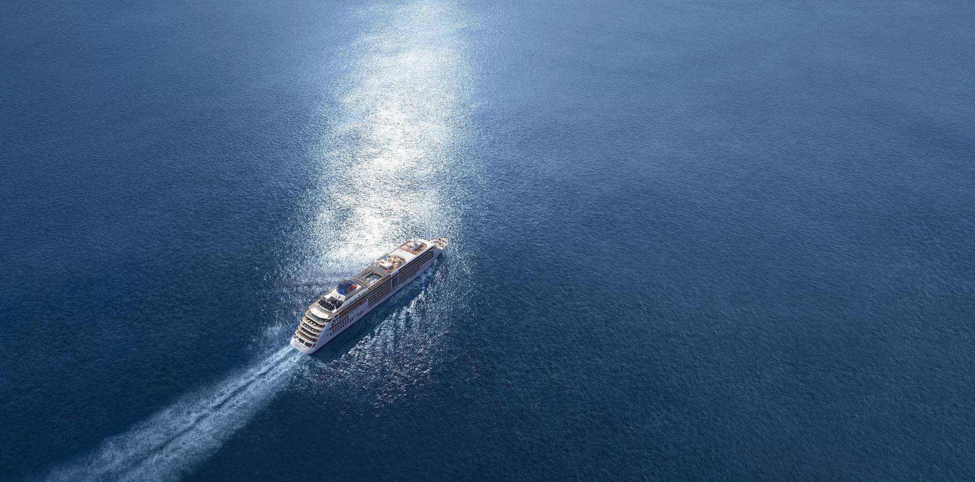 Kreuzfahrten MS EUROPA, Hapag Lloyd Cruises, Luxuskreuzfahrt MS Europa
