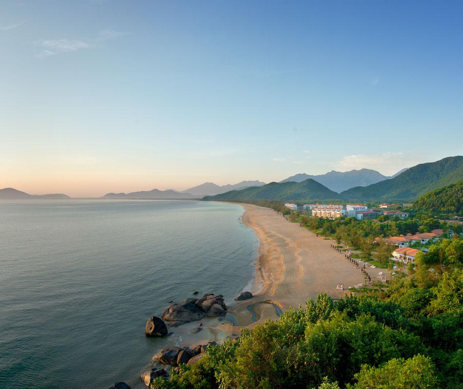 Banyan Tree Lang Co Vietnam, Luxushotel Vietnam, Erlebnisreise Vietnam