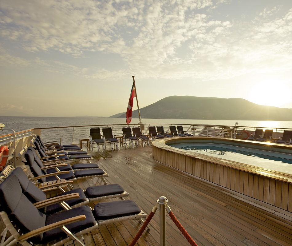 Sea Dream Yacht Club, Kreuzfahrt Mittelmeer, Kreuzfahrt Karibik, Kreuzfahrtschiff SeaDream