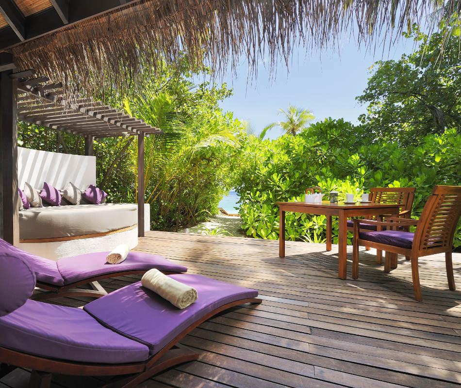 Coco Bodu Hithi Malediven, Luxushotel Malediven