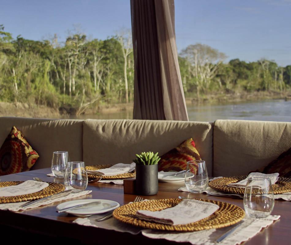 Jungle Experience Zafiro Luxury Cruise, Flusskreuzfahrt Amazonas, Flusskreuzfahrt Jungle Experience