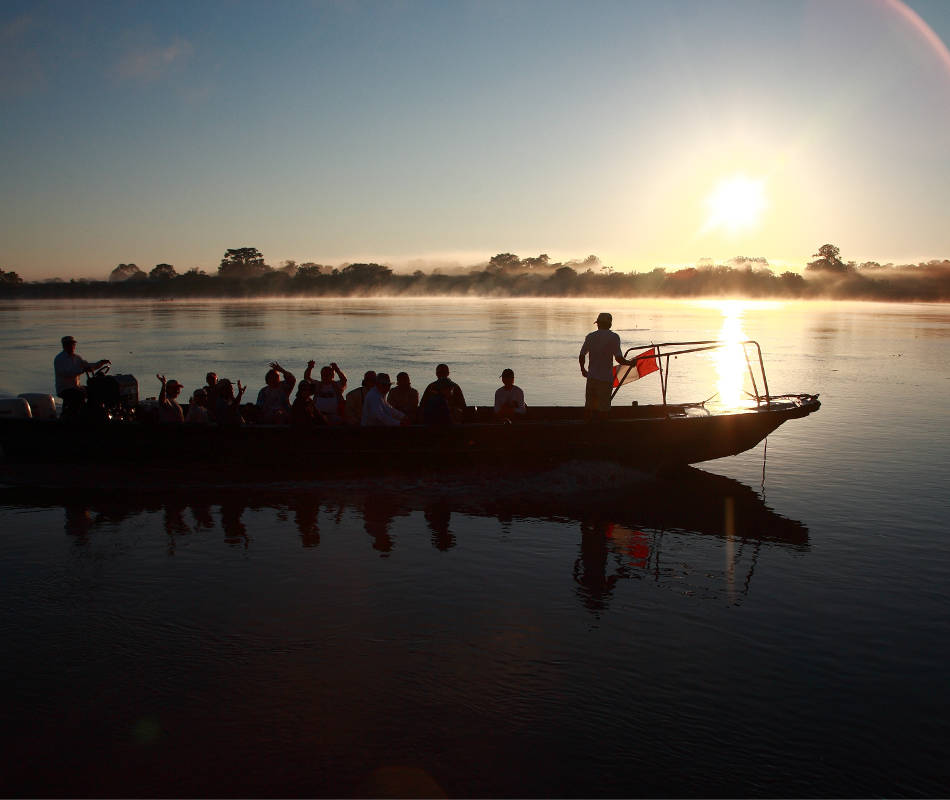 Jungle Experiences Flusskreuzfahrt