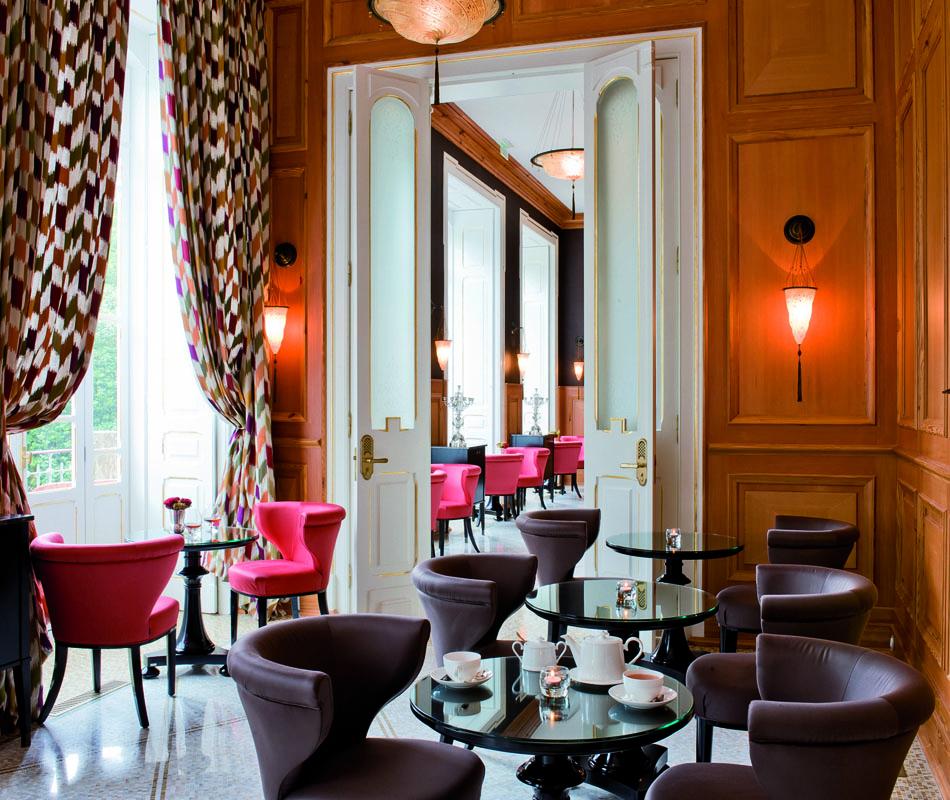 Luxusurlaub Portugal - Vidago Palace