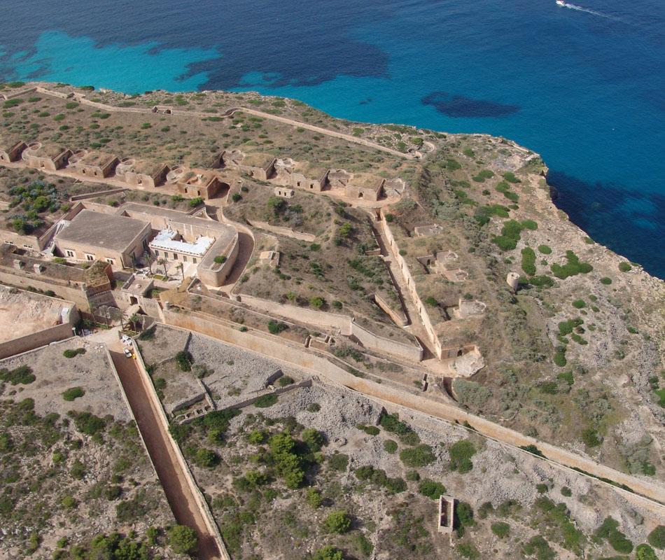 Cap Rocat Luxushotel Mallorca