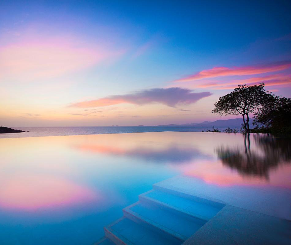 Six Senses Samui Thailand, Luxushotel Koh Samui, Luxusreise Thailand