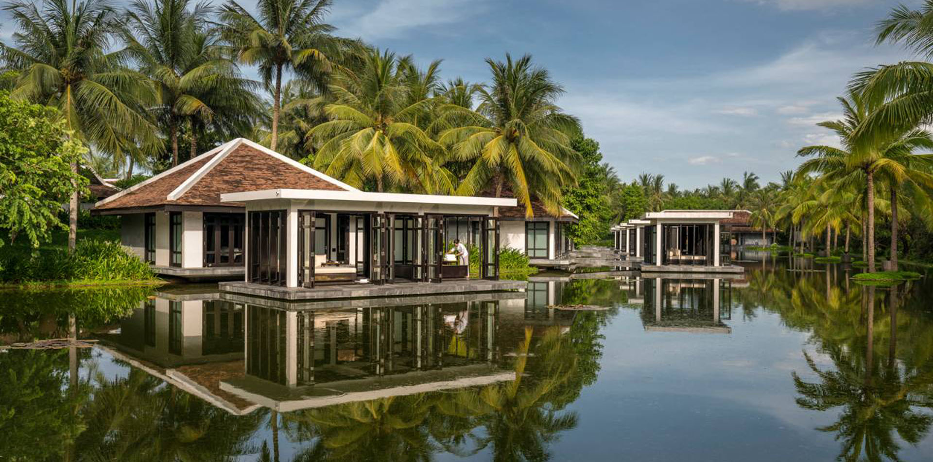 Four Seasons Resort The Nam Hai Vietnam, Luxushotel Hoi An, Luxusreise Vietnam