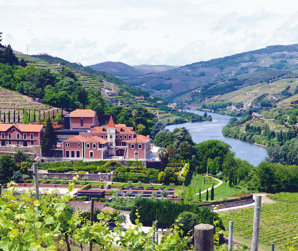 Luxusurlaub Portugal Six Senses Douro Valley