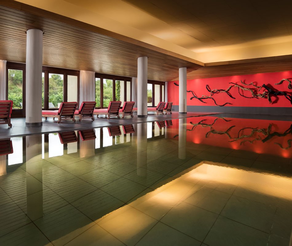 Hotel Marqués de Riscal Luxusurlaub Spanien