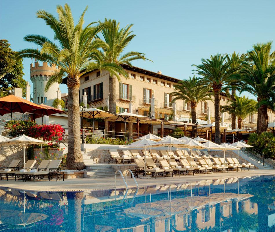 Luxushotel Mallorca Castillo Hotel Son Vida