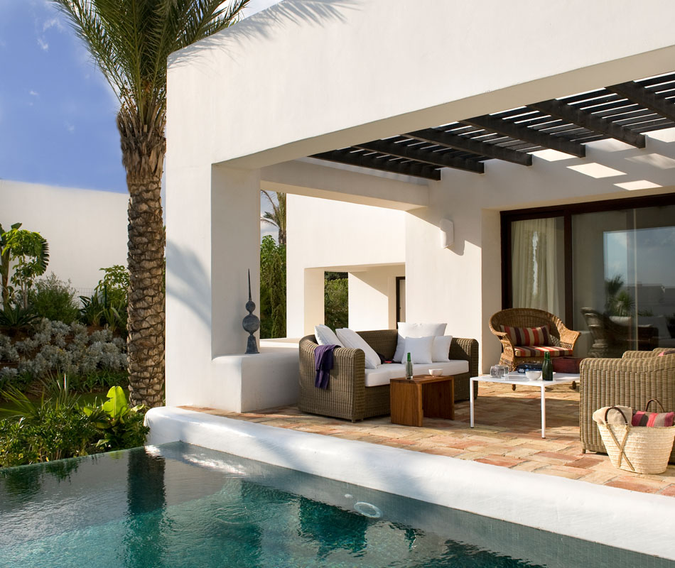 Finca Cortesin Hotel Golf & Spa Luxushotel Spanien