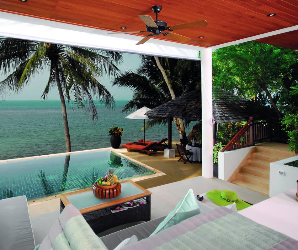 Belmond Napasai Koh Samui, Luxushotel Koh Samui, Luxusreise Thailand