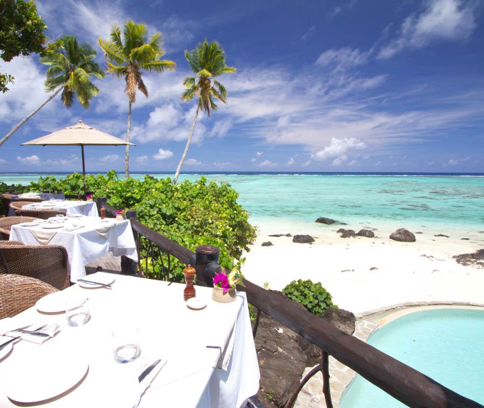 Pacific Resort Aitutaki Cook Inseln, Boutique Hotel Aitutaki, Luxusreise Cook Inseln