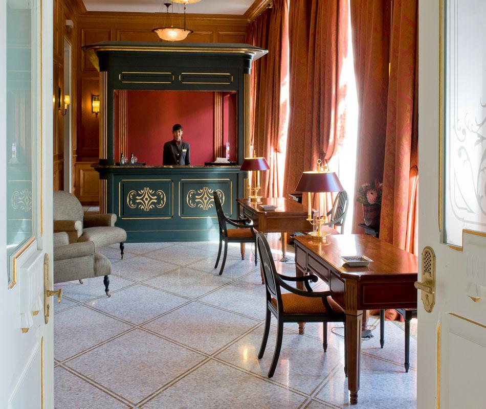 Luxushotel in Portugal - Vidago Palace