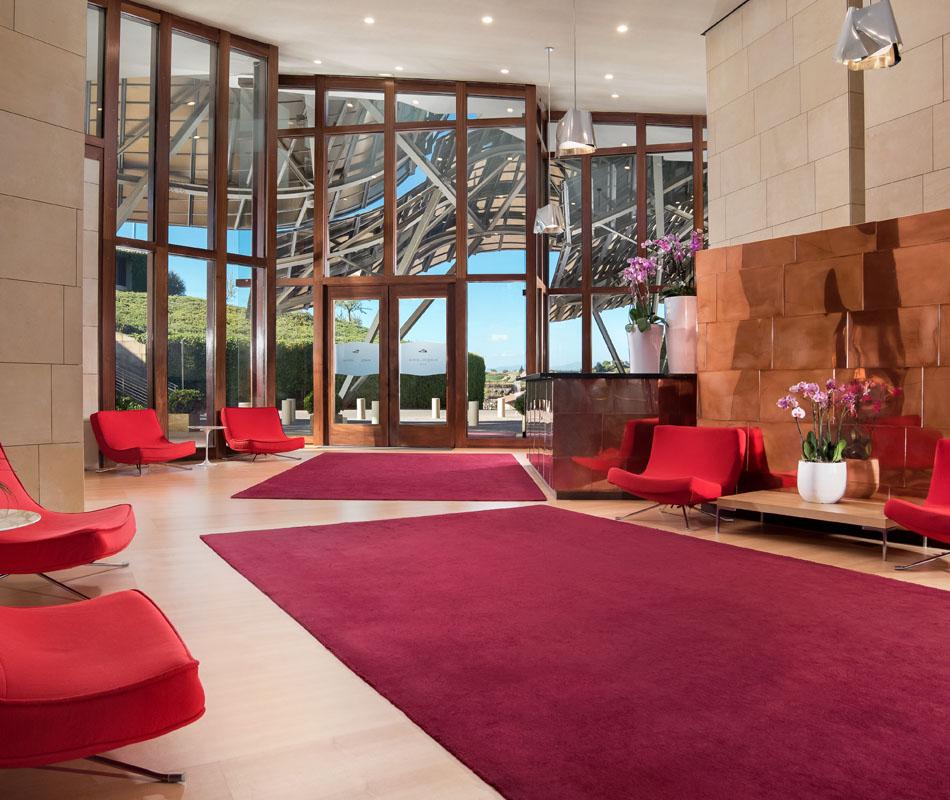 Hotel Marqués de Riscal Luxusreise Spanien