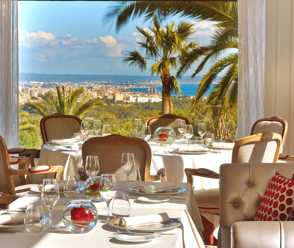 Luxusreise nach Mallorca Castillo Hotel Son Vida