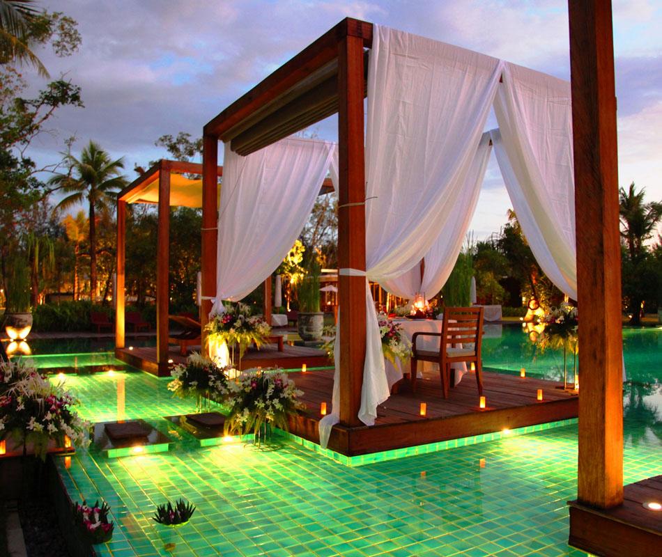 The Sarojin Khao Lak, Luxushotel Khao Lak, Luxusreise Thailand