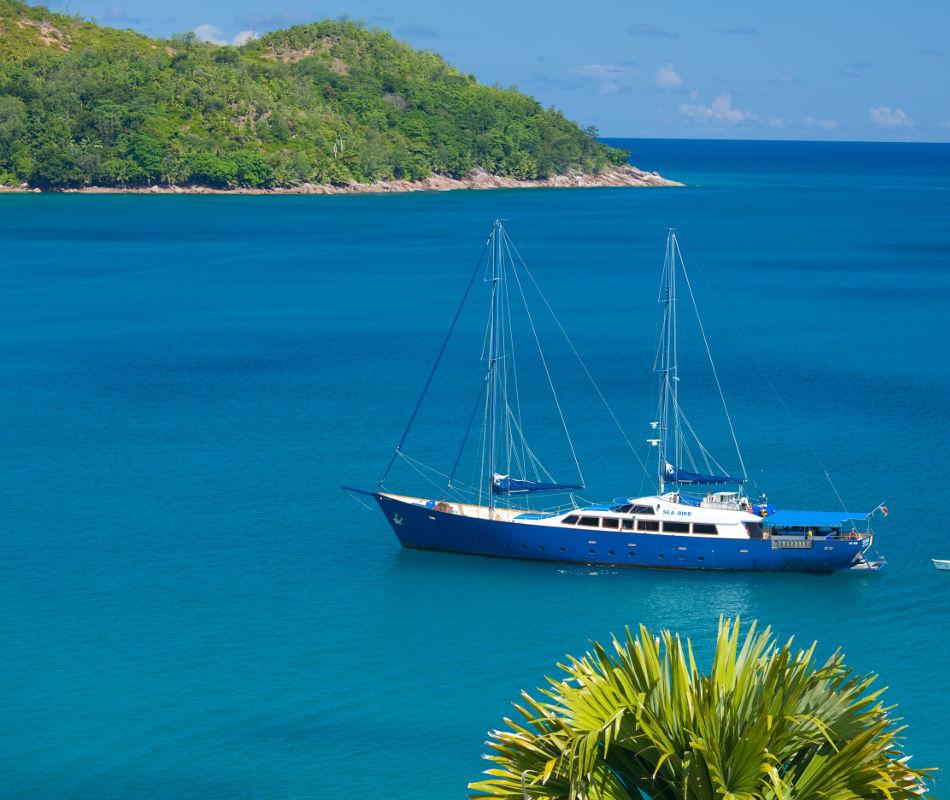 Kreuzfahrt Seychellen, Luxusreise Seychellen, Tauchen Seychellen