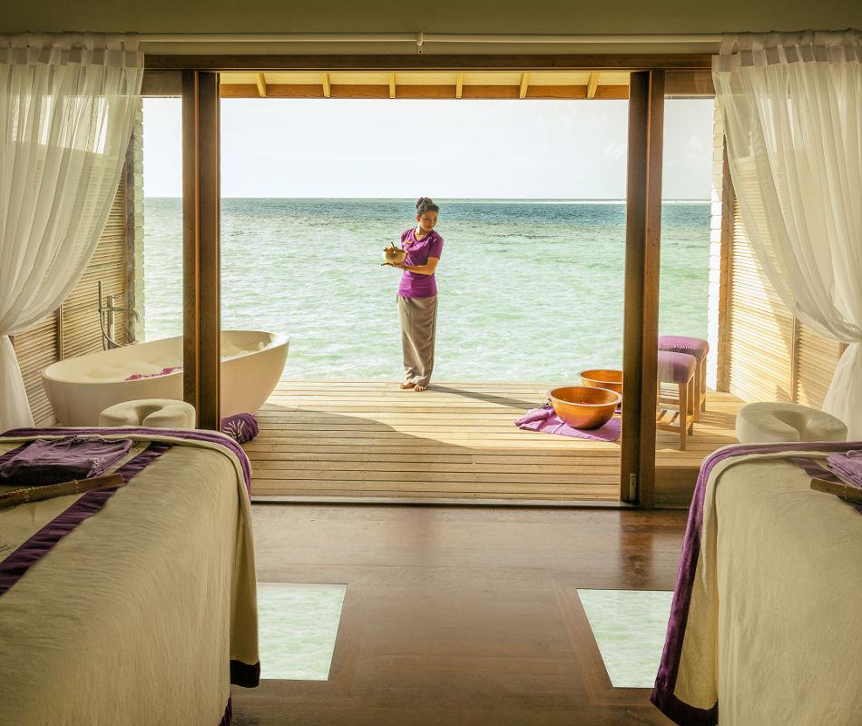 Hurawalhi Island Resort Malediven, Luxushotel Malediven, Luxusreise Malediven