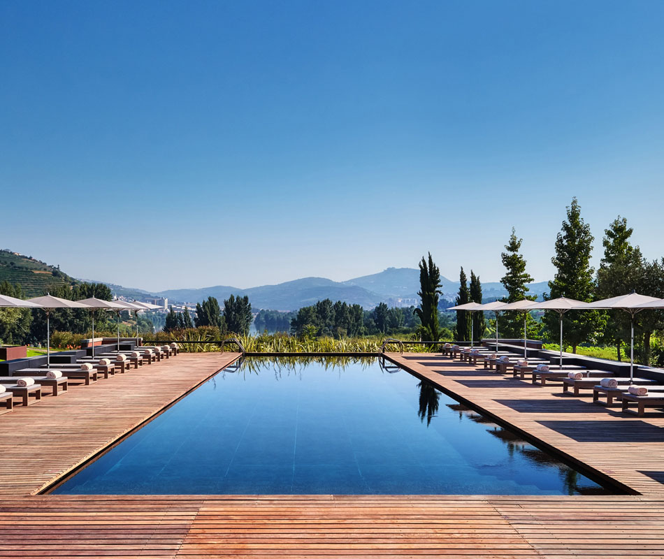 Portugal Luxushotel Six Senses Douro Valley