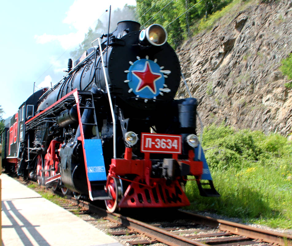 Transsibirsche Eisenbahn Route, Golden Eagle, Erlebnisreise Russland und Mongolei, Luxuszug