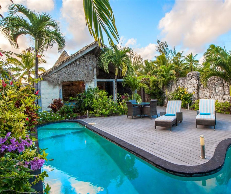 Aitutaki Escape Cook Inseln, Luxushotel Cook Inseln, Luxusreise Cook Inseln