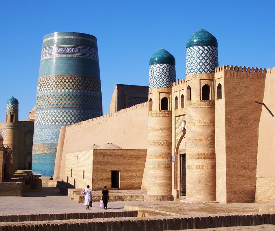 Individualreise Usbekistan, Erlebnisreise Usbekistan, Reiseroute Usbekistan