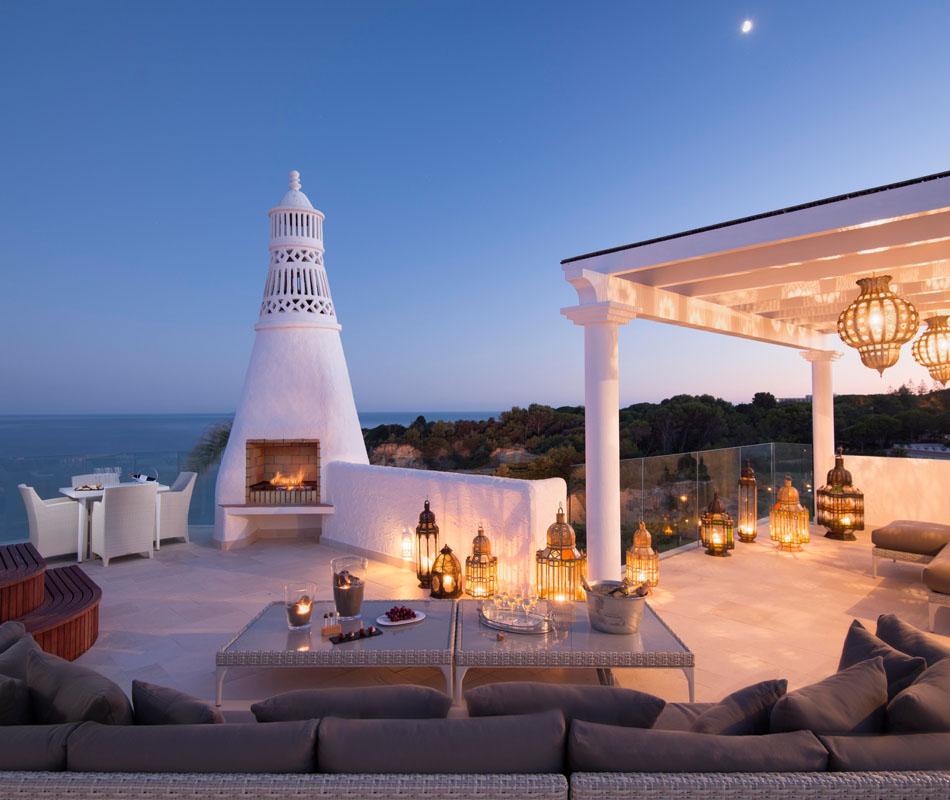 Algarve Luxusurlaub Vila Vita Parc
