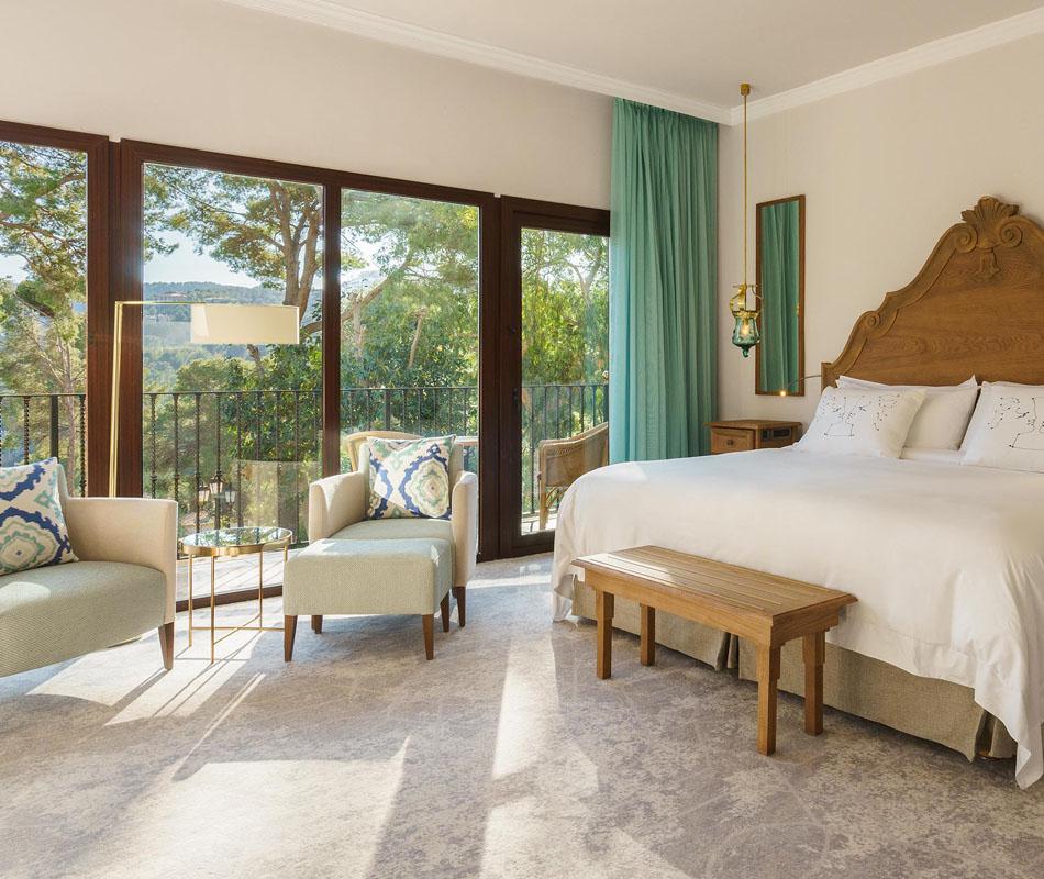 Castillo Hotel Son Vida Luxushotel Mallorca