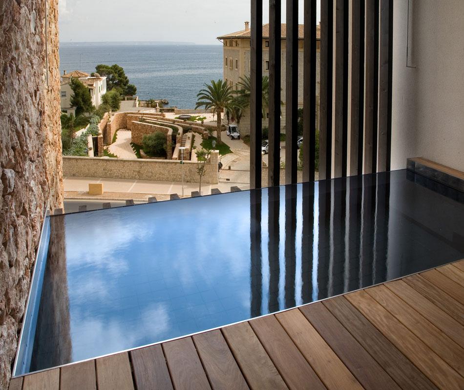 Luxushotel in Spanien Hospes Marciel