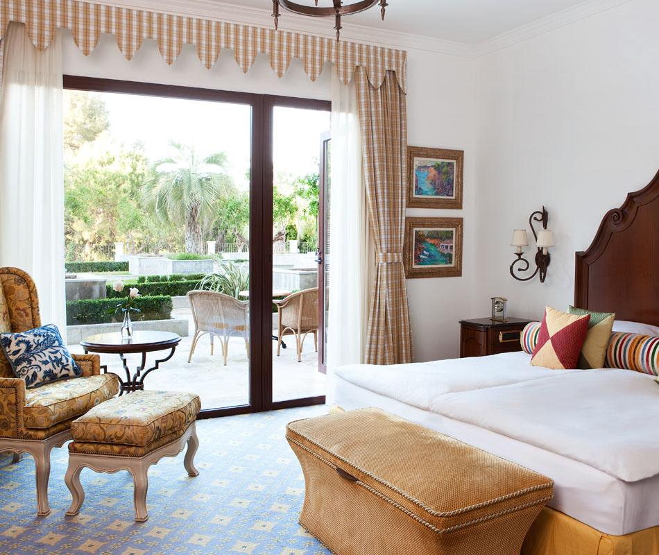 Castillo Hotel Son Vida Luxusurlaub Mallorca